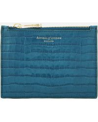 Aspinal - Essential Pouch Small - Lyst