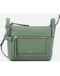 Radley - Eltham Palace Small Cross Body Bag With Zip Top - Lyst