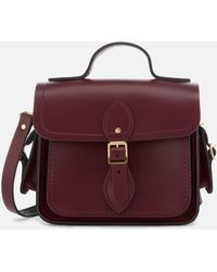 Cambridge Satchel Company - Traveller Bag With Side Pockets - Lyst