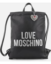 Love Moschino - Logo Large Tote Bag - Lyst
