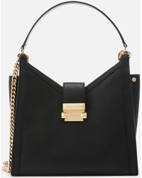 MICHAEL Michael Kors - Whitney Chain Shoulder Tote Bag - Lyst