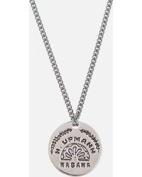 Miansai - Vinales Pendant Sterling Silver 24 Inch Necklace - Lyst