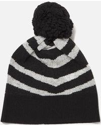 Paul Smith - Women's Zebra Hat - Lyst