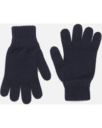 Barbour - Lambswool Gloves - Lyst