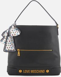 Love Moschino - Slouchy Tote Bag - Lyst