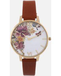 Olivia Burton - Enchanted Garden Watch - Lyst