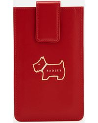 Radley - Heritage Dog Outline Phone Case - Lyst