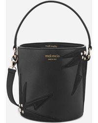 meli melo - Santina Wonderplant Mini Bucket Bag - Lyst