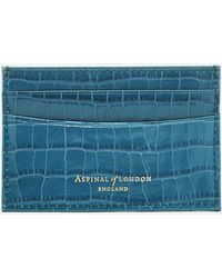 Aspinal - Slim Credit Card Case - Lyst