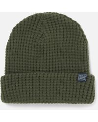 Joules Bamburgh Knitted Hat - Green