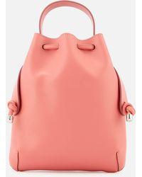 meli melo - Briony Mini Top Handle Backpack - Lyst b1ddb4f9ea616