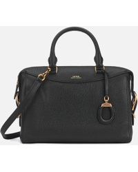 Lauren by Ralph Lauren - Cornwall Medium Satchel Bag - Lyst