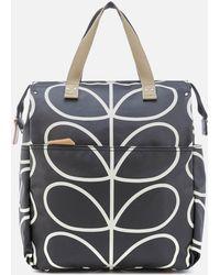 Orla Kiely - Giant Linear Stem Baby Bag - Lyst