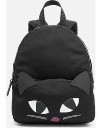 Lulu Guinness - Medium Kooky Cat Backpack - Lyst