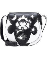 McQ - Leather Shoulder Bag - Lyst