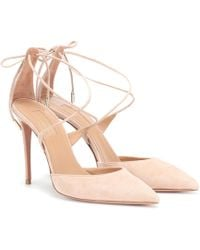 Aquazzura - Pumps Very Matilde 105 - Lyst