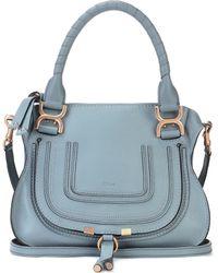 Chloé - Marcie Medium Leather Bag - Lyst