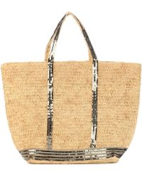 Vanessa Bruno - Cabas Grand Straw Shopper - Lyst