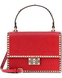 Valentino - Rockstud Shoulder Bag - Lyst