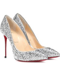 Christian Louboutin - Pumps Pigalle Follies 100 - Lyst