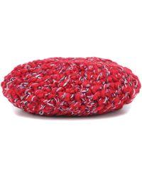 Etro - Marled Wool Beret - Lyst