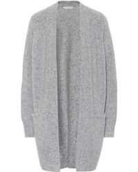 Vince - Oversized Cashmere Cardigan - Lyst