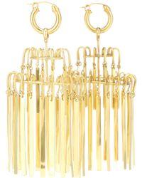 Ellery - Veil Xl Chandelier Earrings - Lyst