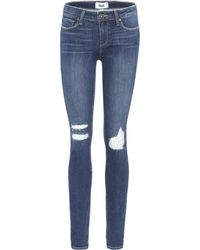 PAIGE - Skinny Jeans - Lyst