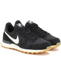 Nike - Internationalist Suede Sneakers - Lyst