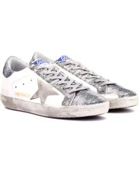Golden Goose Deluxe Brand - Exclusive To Mytheresa. Com – Superstar Leather Sneakers - Lyst