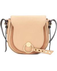 See By Chloé - Lumir Medium Leather Shoulder Bag - Lyst