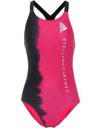 adidas By Stella McCartney - Dip-dyed Swimsuit - Lyst