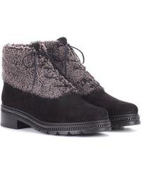 Stuart Weitzman - Keepwarm Sassy Ankle Boots - Lyst