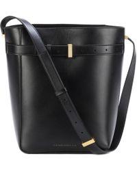 Victoria Beckham - Twin Bucket Leather Shoulder Bag - Lyst