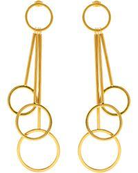 Marni | Metal Earrings | Lyst