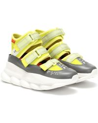 Versace - Sneakers Chain Reaction - Lyst