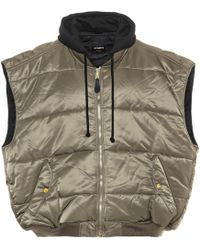 Vetements - X Alpha Industries Reversible Vest - Lyst