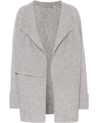 Vince - Wool And Cashmere Cardigan - Lyst