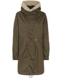 Woolrich - W's Over Cotton Parka - Lyst
