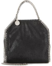 Stella McCartney - Falabella Tiny Shoulder Bag - Lyst