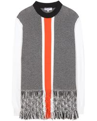 Opening Ceremony - Pullover in cotone e cashmere - Lyst