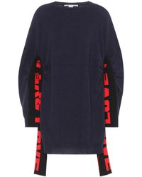 Stella McCartney - All Is Love Virgin Wool Sweater - Lyst