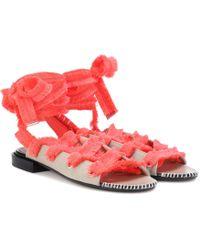 Altuzarra - Espadrille Sandals - Lyst