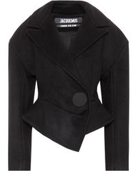 Jacquemus | La Veste Pierre Virgin Wool Jacket | Lyst