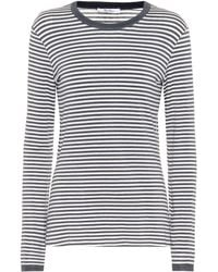 Max Mara - Favola Striped Shirt - Lyst