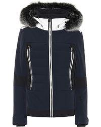 Toni Sailer Manou Fur-trimmed Ski Jacket