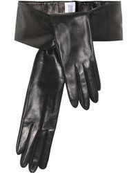 Vetements - Leather Gloves Belt - Lyst