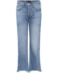 3x1   W4 Shelter Austin Cropped Jeans   Lyst