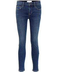 Current/Elliott - Skinny Jeans The Stiletto - Lyst
