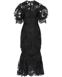 Simone Rocha Lace Dress